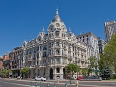 Casa Gallardo  - Arquitectura de Madrid -