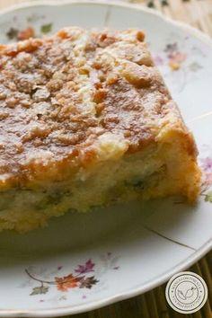 Bolo Cuca de Banana - um bolo delicioso para o lanche da tarde!