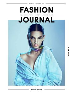Fashion Journal issue 154   Future Makers