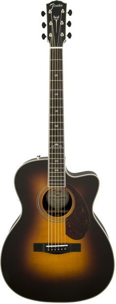 Fender Paramount Series Acoustics