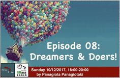 Podcast P'tit Vin Rouge – Episode 08 – Παναγιώτα Παναγιωτάκη The Dreamers, Articles, Blog, Red Wine, Blogging