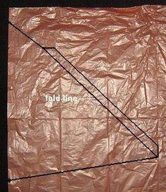 Make a delta kite