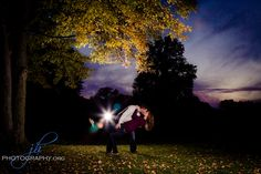 Toledo Wedding Photographer captured this romantic portrait.  See more of JH Photography's Signature Romantic Sunset Portraits at www.jhphotography.org