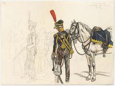 "Russia Hussar Trumpeter of ""Mariupol"" Regt. 1815"