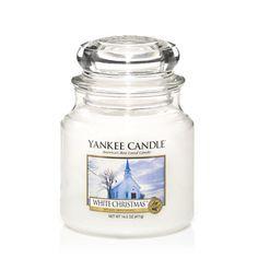 White christmas yankee candle