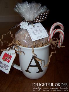 Delightful Order: Fireside Coffee Gift Idea