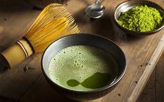 L'orario è propizio per un buon Tè MATCHA giapponese Ecco come preparare questo benefico infuso verde.... (anche in versione VEG)
