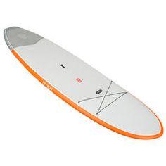 Hardshell supboard voor tochten 500 / 10'2 oranje - 1077090