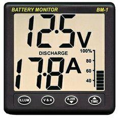 Monitor battery 1