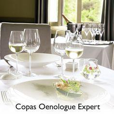 #Copas Oenologue Expert de #Chef and #Sommelier: con una forma única que respeta los #vinos