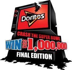 Castiga 1.000.000 $ la concursul Doritos, Crash the Super Bowl 50