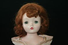 Isadora, beautiful redheaded 1955 Cissy doll
