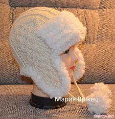 Ну что начнем вязать шапочку. Опрос в Стране Мам: Будим вязать шапку ушанку?  нужен ли онлайн шапки ушанки? В опросе приняли участие 380 пользователей.