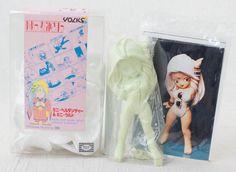 RARE! Ah My Goddess Urd Unpainted Model Kit Figure Vorks JAPAN ANIME 3