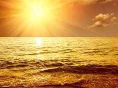 Image result for gold ocean