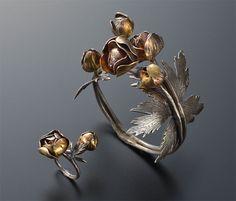 Globeflowers Helen Sang