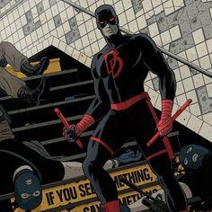 Daredevil by Paolo Rivera *