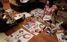 How to Host a Fabulous Vision Board Party
