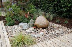 Hervorragend Dekosteine Garten Garten Verschönern Dekoideen