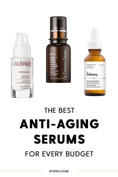 The best serums for under $50