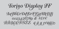 Torino Display JF Pro - Webfont & Desktop font « MyFonts