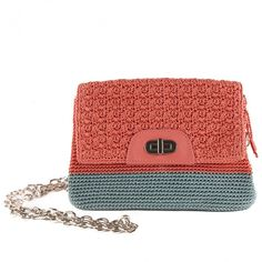 #bag #berta #pink #fashion #gift #woman http://www.kokomamas.it/it/borsa-a-tracolla-berta-rosa-in-cotone.html