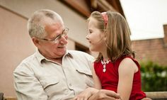 The benefits of caring for grandchildren
