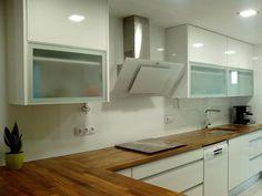 Reforma integral de la cocina: me lío la manta a la cabeza!!!   Decorar tu casa es facilisimo.com