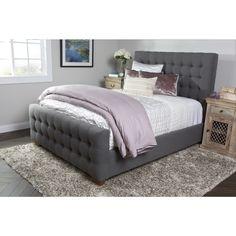 Kosas Home Skylar Tufted Bed California King