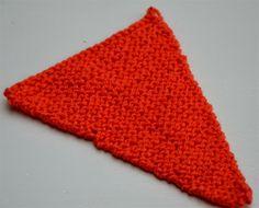 Nordic Wool: Brei een vlaggenlijn....