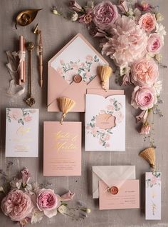 wedding invitations gold / rose gold / silver / glitter invitations de mariage or / or rose / argent / paillettes 1 / lamchw / z Bespoke Wedding Invitations, Country Wedding Invitations, Gold Wedding Invitations, Diy Invitations, Wedding Invitation Design, Wedding Stationary, Wedding Cards, Diy Wedding, Invitation Wording