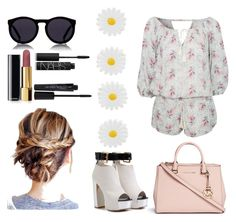 """Untitled #5"" by eliza-oliveira on Polyvore featuring Le Specs, Chanel, Michael Kors, Smashbox, NARS Cosmetics, Denim & Supply by Ralph Lauren and Accessorize"