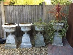 #Garden #planters x4,  View more on the LINK: 	http://www.zeppy.io/product/gb/2/262089118739/