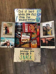 Deployment Care Package Ideas # Deployment Care Package # for ., Display your university student that you adore an, Soldier Care Packages, Deployment Care Packages, Deployment Gifts, Military Deployment, Soldier Care Package Ideas, Military Army, Cute Boyfriend Gifts, Bf Gifts, Diy Gifts For Him