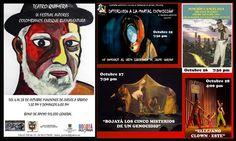 Cierre del IX Festival Autores Colombianos