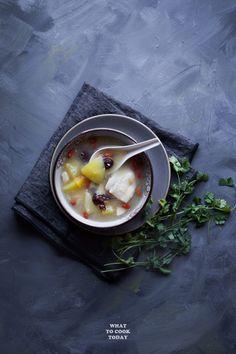 Fish with Green Papaya Soup