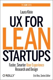 "Faster, Smarter User Experience Research and Design - UX for Lean Startups - not only is this book useful, but her writing is hilarious. If you want real word techniques from a level headed person who has *not* consumed the ""everything about tech is magical"" cool aid, this is your person."