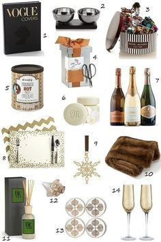 Glam Hostess Gifts