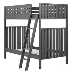 Cargo Bunk Bed (charcoal)