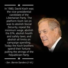 Image result for koch libertarians