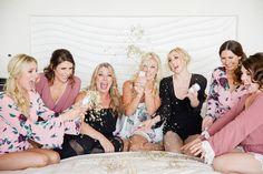 Bridesmaids portrait | Wedding & Party Ideas | 100 Layer Cake