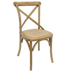Esai Birch Timber Cross Back Dining Chair with Rattan Seat, Oak Cross Back Dining Chairs, Rattan Dining Chairs, Mood, Furniture, Home Decor, Interior Design, Home Interior Design, Arredamento, Home Decoration