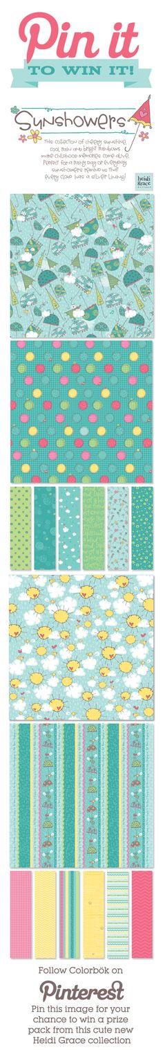 Heidi Grace collection from Colorbok pin it to win it! Scrapbook Blog, Baby Scrapbook, Scrapbook Supplies, Scrapbook Paper, Scrapbooking Ideas, Little Baby Girl, Baby Girls, Joanns Fabric And Crafts, Paper Crafts
