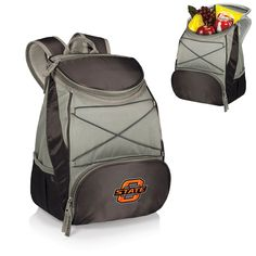 Oklahoma State Cowboys Insulated Backpack - PTX by Picnic Time