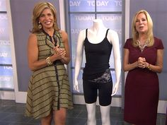 Hoda's dress? She got it from her mama - KLG and Hoda