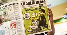 13 Crazy Charlie Hebdo Covers