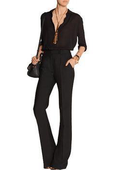preto com preto, look, moda, estilo, inspiração, black on black, fashion, style, outfit, inspiration