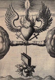 Alchemy Art, Alchemy Symbols, Antique Illustration, Art And Illustration, Illustrations, Esoteric Art, Occult Art, Mystique, Sacred Art