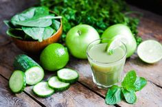 The Green Juice That Instantly Eliminates Headaches And Migraines
