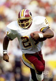 Earnest Byner, Washington Redskins